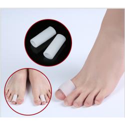 Силиконовый защитный чехол на палец, для облегчения боли, для предотвращения мозолей.