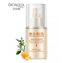 Эмульсия увлажняющая с витамином Е и маслом жожоба для лица и шеи BioAqua, 100 мл