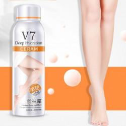 Тональный спрей-консилер для ног ЖИДКИЕ КОЛГОТКИ BIOAQUA V7 Toning Light Stockings Cream. чулки для ленивых