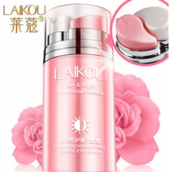 Laikou Day and night Nursing Elastic Eye CreamРоза крем для кожи вокруг глаз