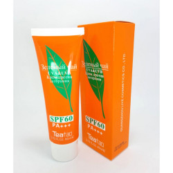 Солнцезащитный крем Teatao Зеленый чай/ UVA&UVB SPF60 PA+++