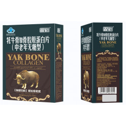Коллаген из костей яка в таблетках «Yak Bone Collagen» (90 табл./1г)