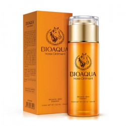 Увлажняющая сыворотка Horse Ointment Miracle Skin Essence от Bioaqua (лошадь круглый)