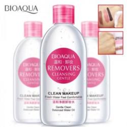 Мицеллярная жидкость для снятия макияжа c экстрактом алоэ от bioaqua removers