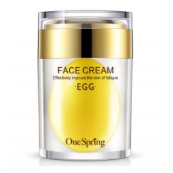 Легкий, сочный, нежный утренний увлажняющий крем яйцо