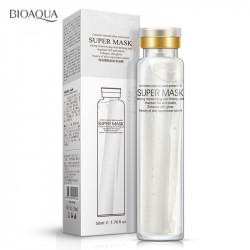 Гидрогелевая увлажняющая биомаска «BIOAQUA» с гиалуроновой кислотой