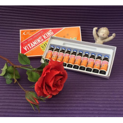Эликсир Царь-витамин для повышения иммунитета ВЭЙ ТА МИН ВАН- VITAMINS`KING Китай