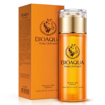 Тонер для лица с лошадиным жиром BioAqua Horse Ointment (120 мл)