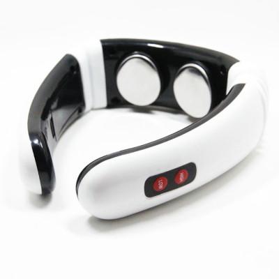 Электрический массажер для шеи и пульс для спины, 6 режимов управления мощностью, Дальний инфракрасный нагрев, облегчение боли, инструмент для ухода за здоровьем