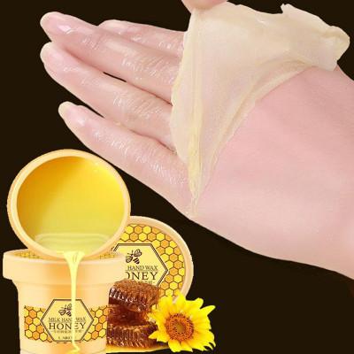 Медовая парафиновая маска-пленка для рук