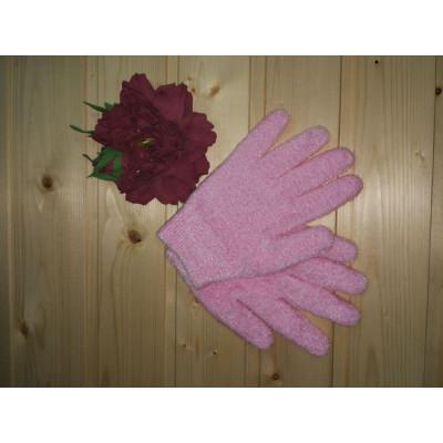 """Спа перчаточки для спасения сухой кожи рук """"gel gloves"""""""