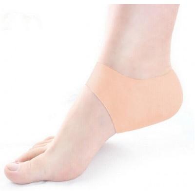 Купить увлажняющие носочки для ног и пяток с гелем внутри, помогут при сухости и треснутых пяток купить в Казахстане.